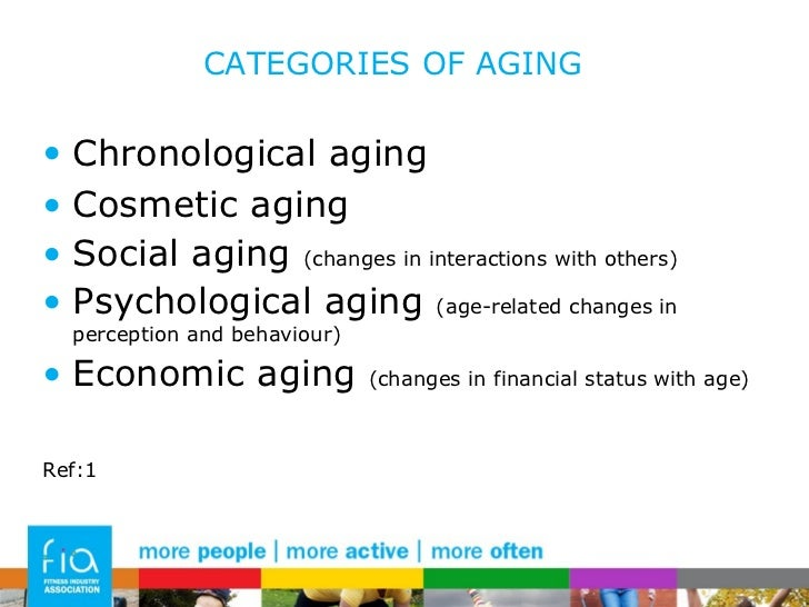 David Rigg - Ageing and Rehabilitation