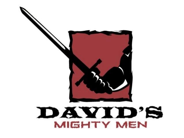 Davids Mighty Men 2 Samuel 238f
