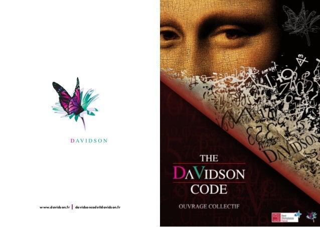 www.davidson.fr davidsoncode@davidson.fr