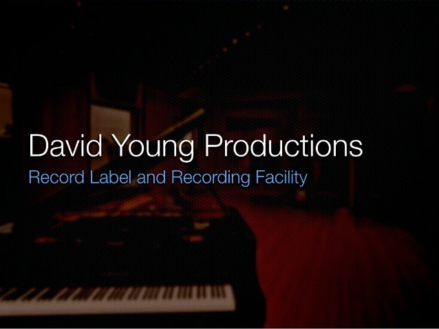 David Young Brand Identity Project