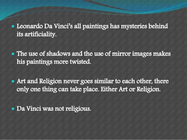 the mystery behind faith in the da vinci code Amy welborn points out some of the many errors about religion, history, and art contained in the da vinci code in this short pamphlet what is the da.