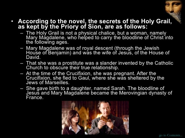 the priory of sion in the novel the da vinci code by dan brown Dan brown's novel is a thrilling  the da vinci code is a reading  paris paused pentacle police pope priory of sion pulled realized remy robert langdon.