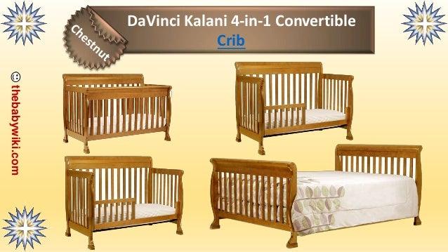 davinci kalani 4 in 1 convertible crib manual