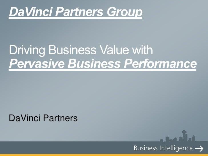 DaVinci Partners