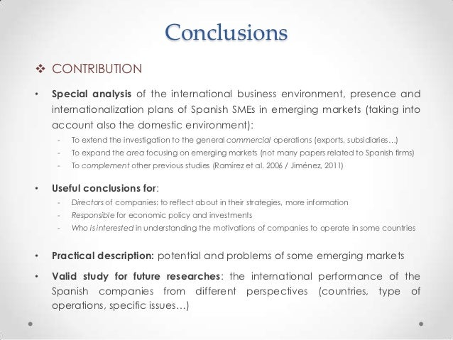 Analysis of mercadonas internationalizing economics essay