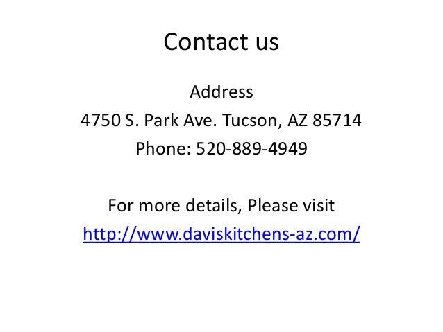 Davis Kitchens Tucson - zitzat.com