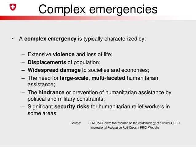 disaster rehabilitation complex Terminology on disaster risk reduction  future disaster risk 02 feb 2017 rehabilitation  for private disaster risk reduction investment, complex supply chains .