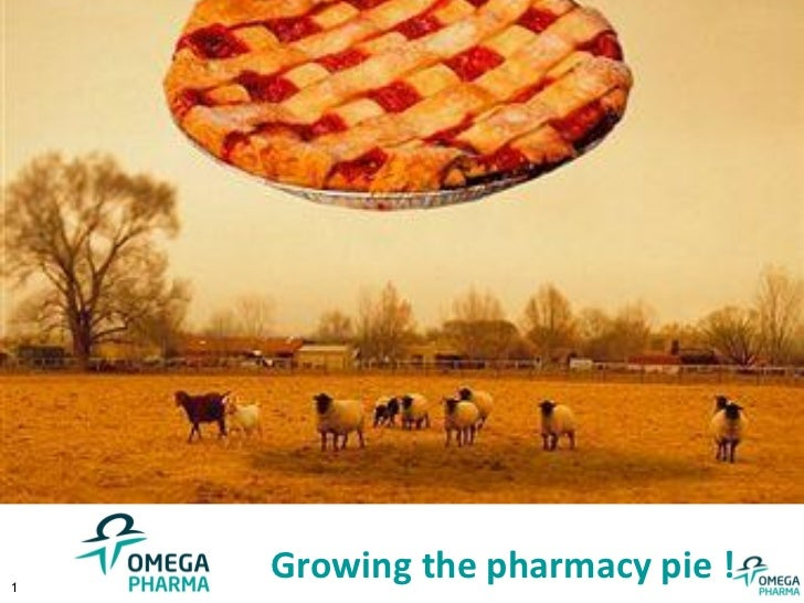 1     Growing the pharmacy pie !