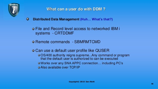 Top Ten Tips for IBM i Security and Compliance