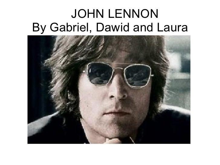 John lennon biography essays