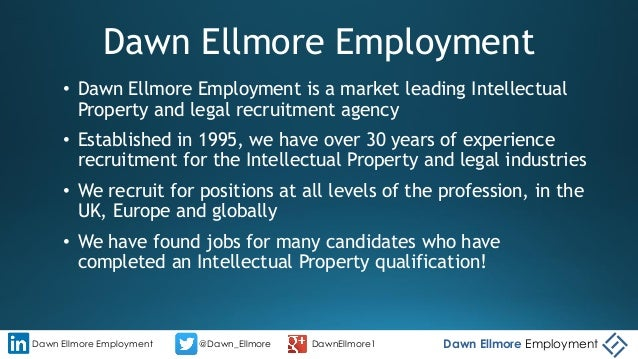 Intellectual Property Recruitment Agency
