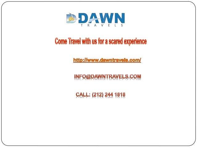 Umrah Banner: Dawn Travel Hajj And Umrah Packages