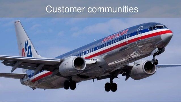 Customer communities