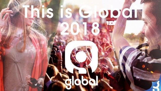 Dax by Global : Digital Audio Exchange @ European Radio and Digital Audio Show 2018:  Slide 3
