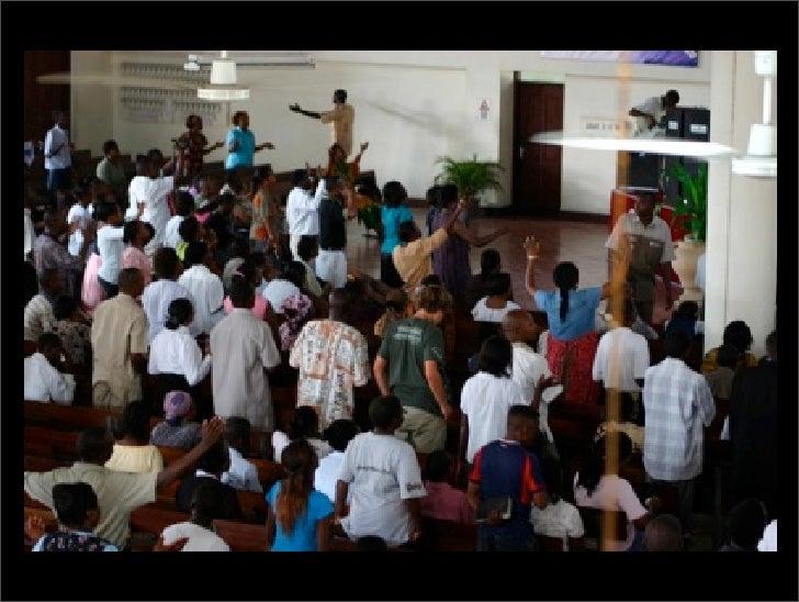 Day 2 Msafara - Prayer Service Mombasa