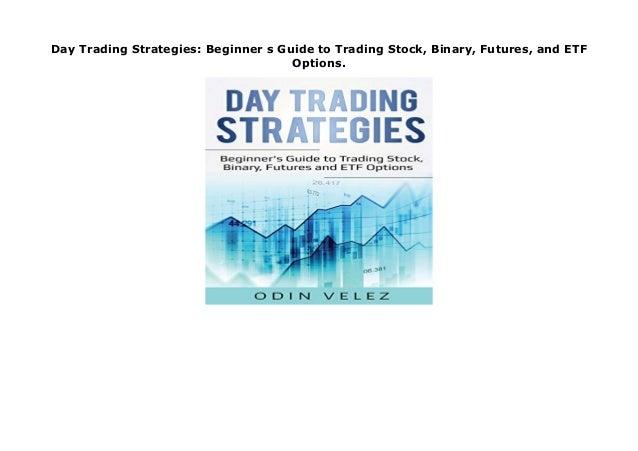 ETF Day Trading for beginners