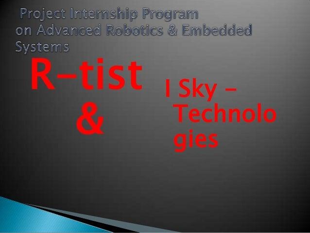 R-tist   I Sky -  &       Technolo          gies