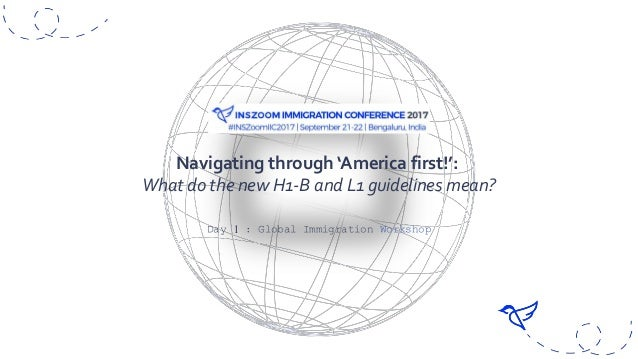 INSZoom Immigration Conference 2017 – Navigating through
