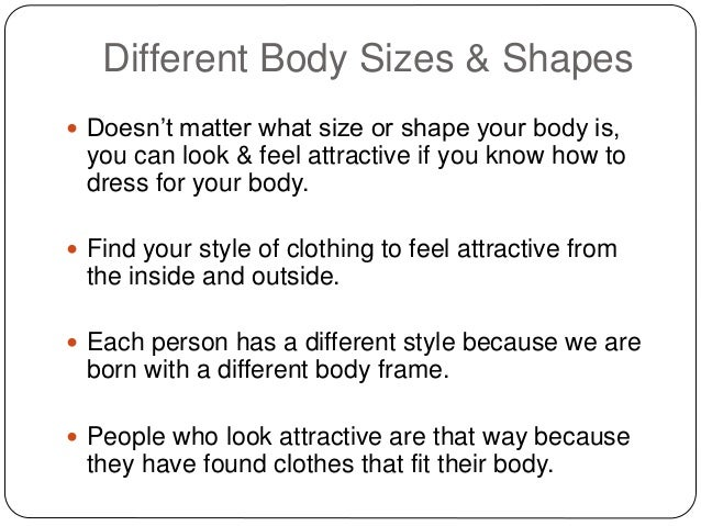 Finding Your Clothing Style