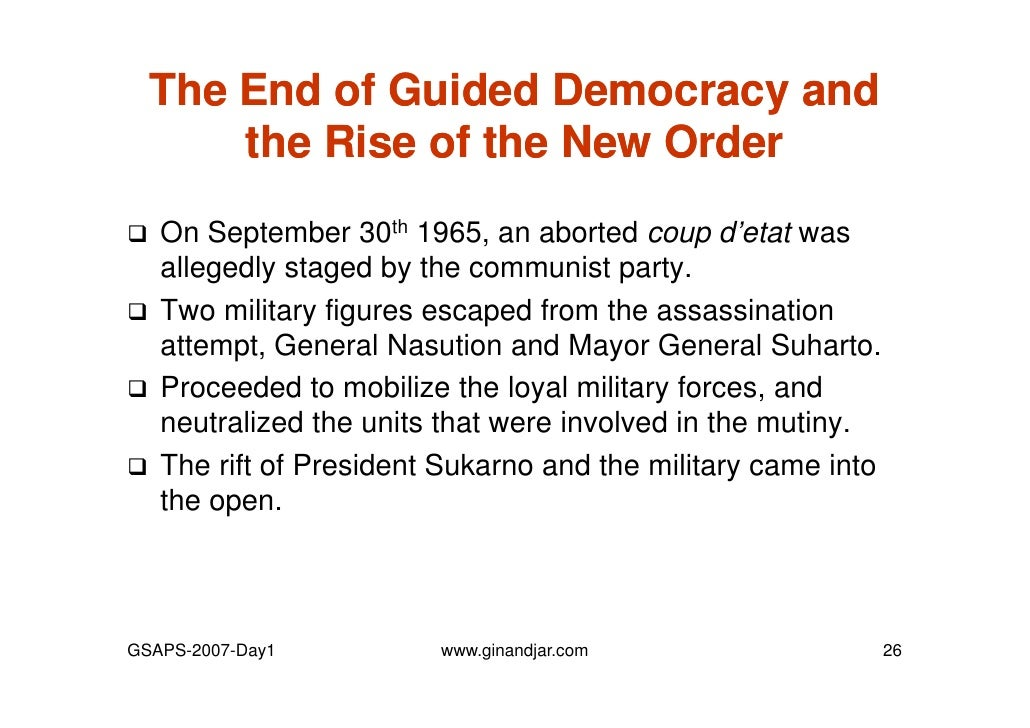 day 1 governance and economic crisis the case of indonesia rh slideshare net Autocracy Definition Totalitarianism Definition