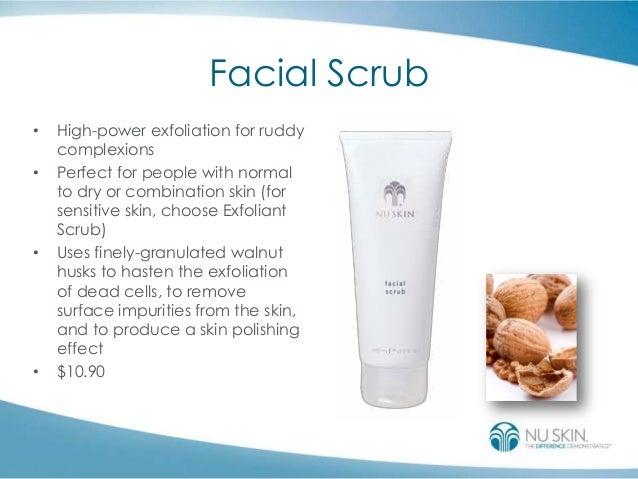 Skin Exfoliant Natural