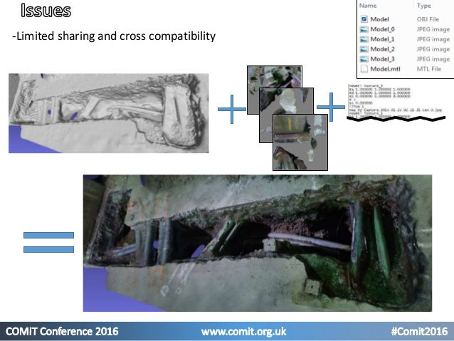 Photogrammetry - Is there a business value to construction? #COMIT2016