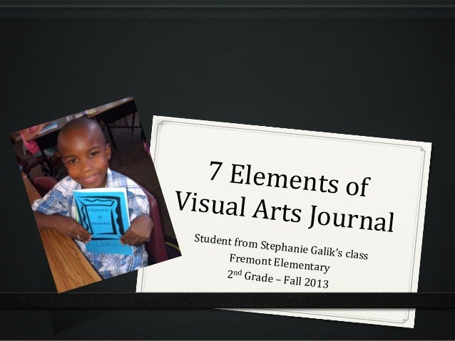 7 Elements Of Visual Arts : Day boot camp elements of art in