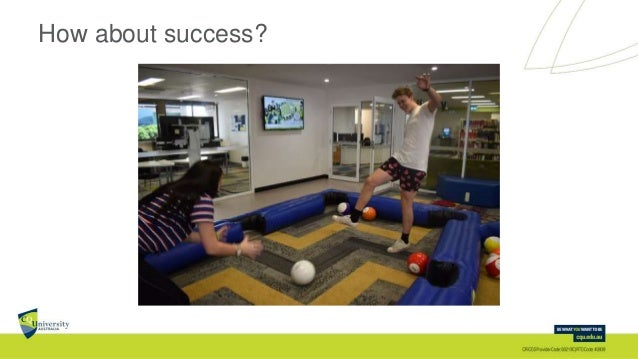 How about success?