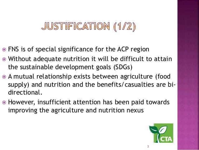relationship between food security and malnutrition