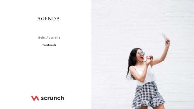 AGENDA Bubs Australia Youfoodz