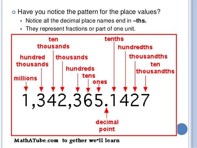 Math orientation, place value, estimation, rounding, basic ...