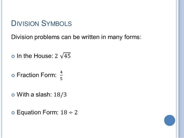 Math Orientation Place Value Estimation Rounding Basic Ops Word P