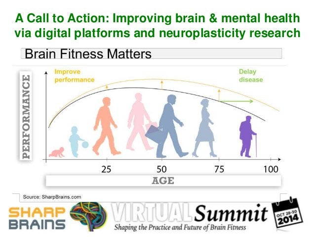 A Call to Action: Improving brain & mental health  via digital platforms and neuroplasticity research
