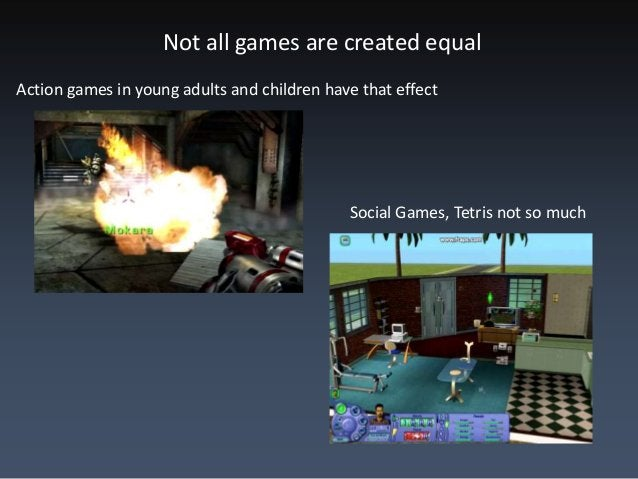 Action video game play results in  enhanced attentional control  Test of Variables of Attention (T.O.V.A.®)