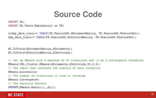 Source Code 19