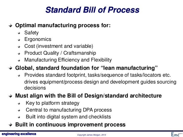 Lean in new Product Development by Jim Morgan