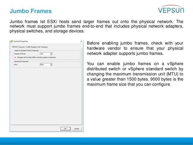 VMware vSphere 6 0 - Troubleshooting Training - Day 2