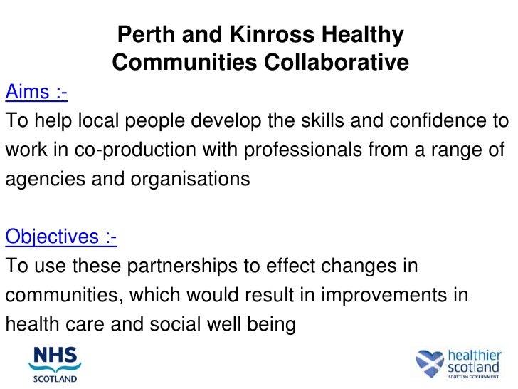 Parallel Session 4.5 Stronger Communities... Better Lives? Slide 3
