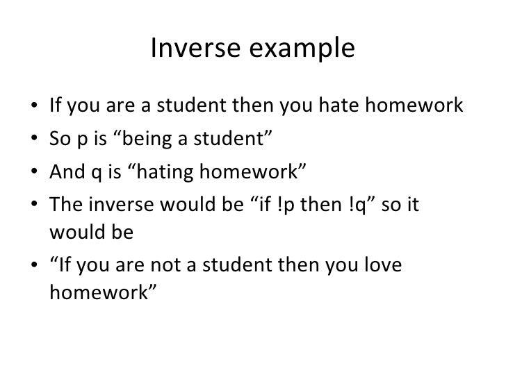 Geometry - Conditional, converse, inverse, contrapositive ...