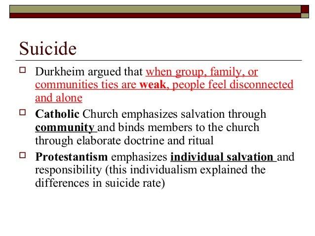 Durkheims establishment of sociology