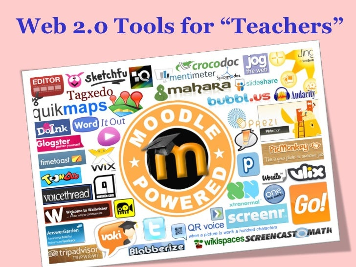 "Web 2.0 Tools for ""Teachers"""