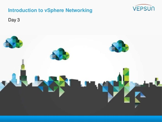 VMware Advance Troubleshooting Workshop - Day 3