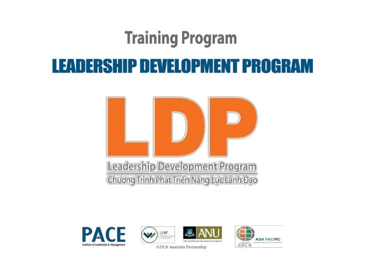 ... back to the Leadership Develpment Program/ LDP 2012                                       Pia Lee, CEO - LIW          ...