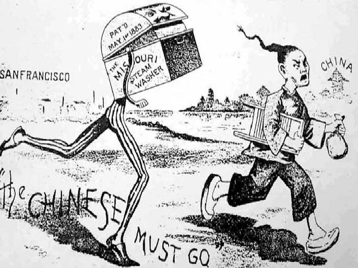 """chinese immigrant and exclusion 'chinese exclusion act' review: pbs doc is a damning look at how the american government fostered racism  the documentary reveals that by framing chinese immigrant workers as """"coolies ."""