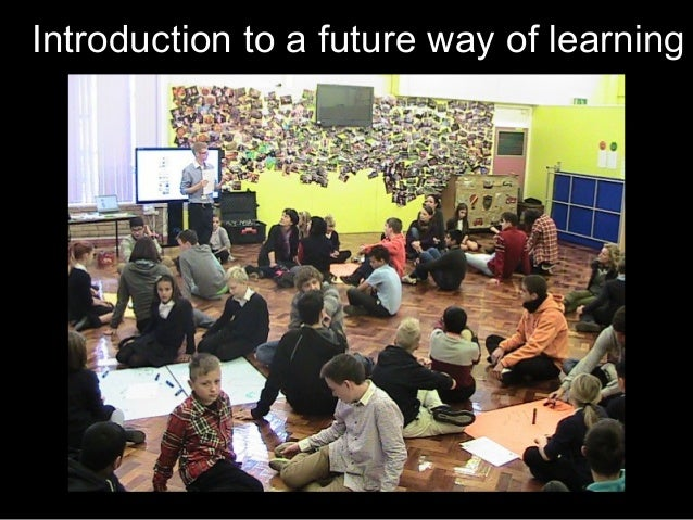 Introduction to a future way of learning