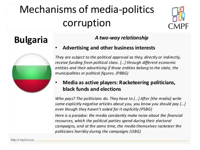 medias relationship with politics and prose