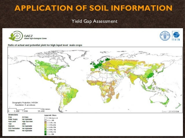 Day 3 fao introduction to regional and global soil partnership for Introduction of soil