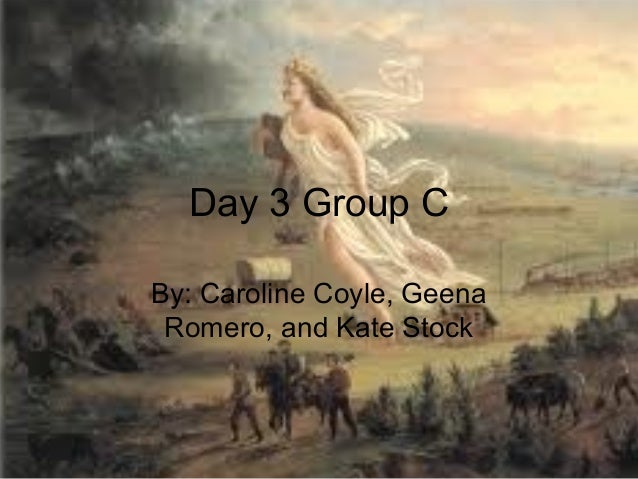 Day 3 Group CBy: Caroline Coyle, Geena Romero, and Kate Stock