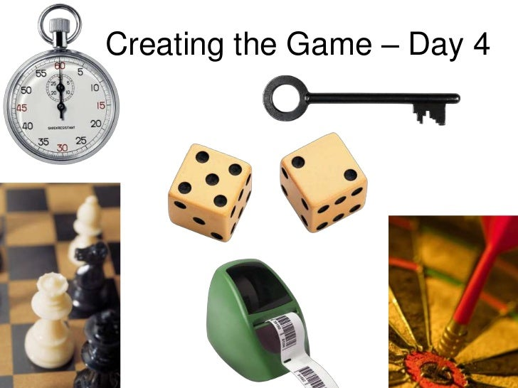 Creating the Game – Day 4