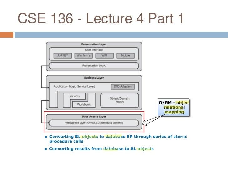 CSE 136 - Lecture 4 Part 1
